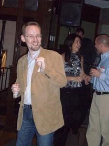 Dancin' Like a White Boy